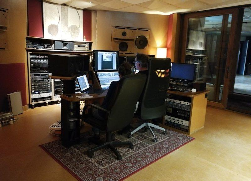 Le studio 1